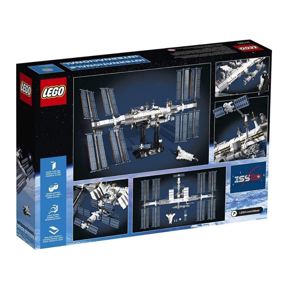 LEGO Ideas International Space Station ISS 21321