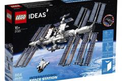 LEGO Ideas International Space Station ISS 21321 Image 1