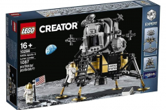 LEGO Creator NASA Apollo 11 Lunar Lander set 10266