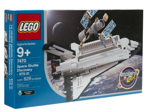 lego space shuttle large - photo #40