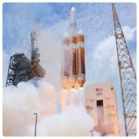 ULA Delta IV launch