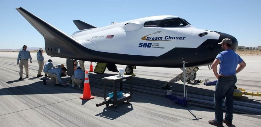 dream chaser runway