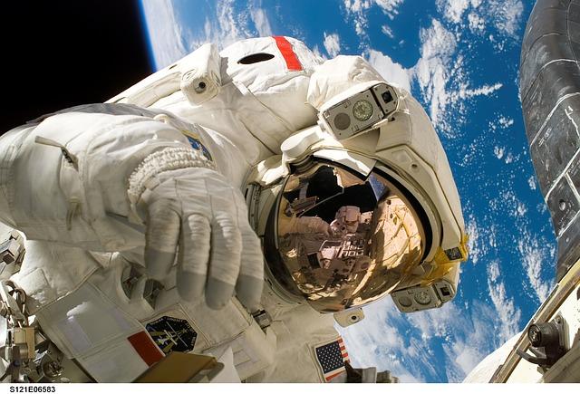 corps humain espace