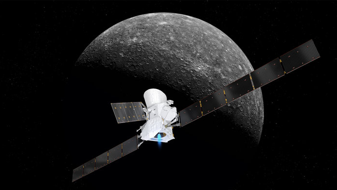 All about ESA's BepiColombo mission and news