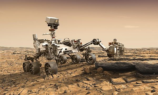 NASA's Mars 2020 mission : all you need to know and news