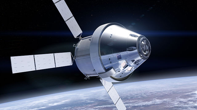 All about the Orion spacecraft and news