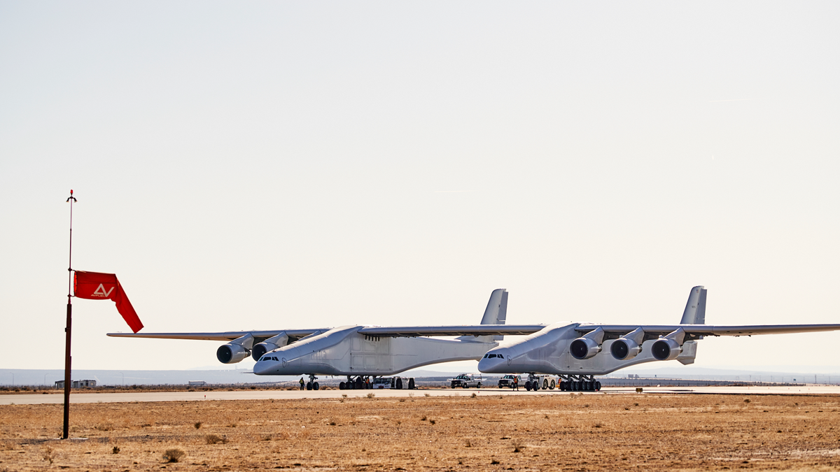 All about Stratolaunch and news