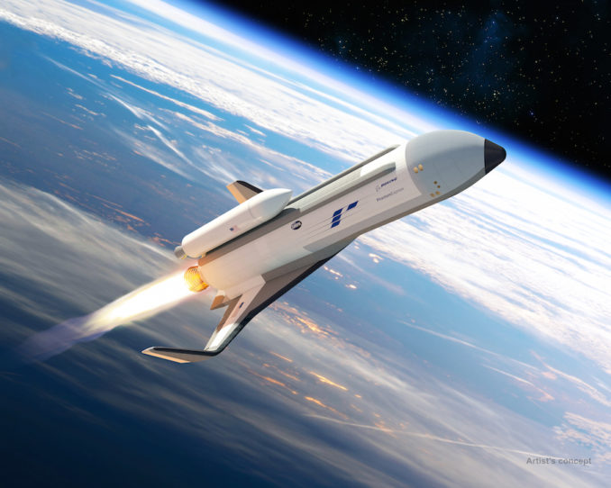 All about the shuttle XS-1 by the Nasa and news