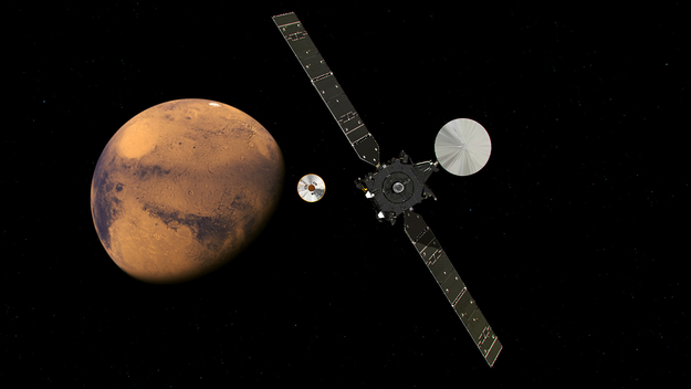 ExoMars : les tests des parachutes bloquent la mission