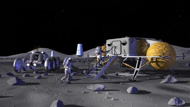 moon colonization