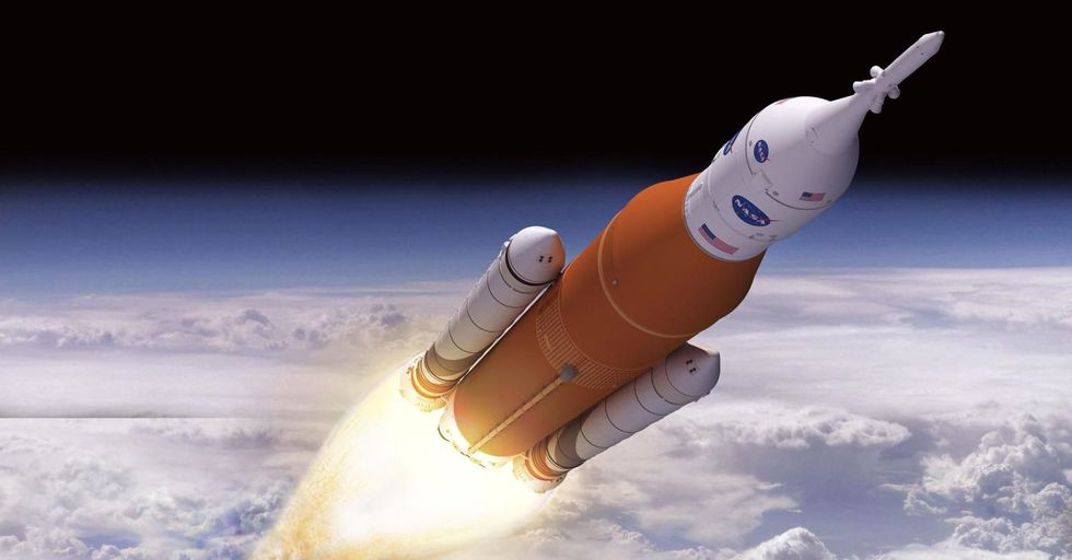 All about NASA's Space Launch System (SLS) rocket and news