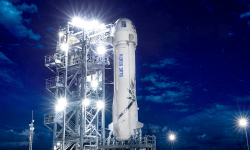 All about Blue Origin's New Shepard and news