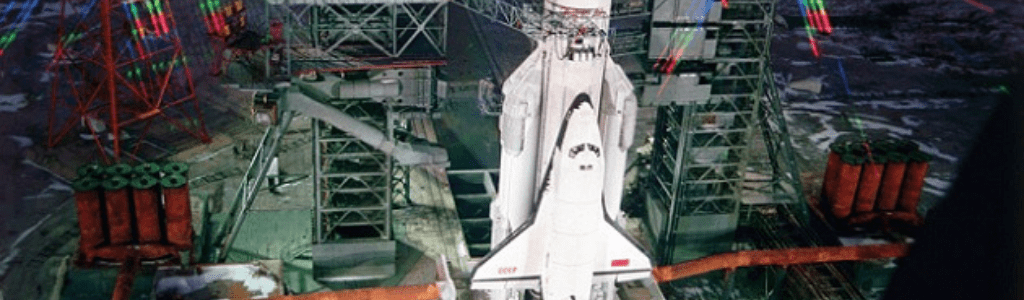 buran launch 1988
