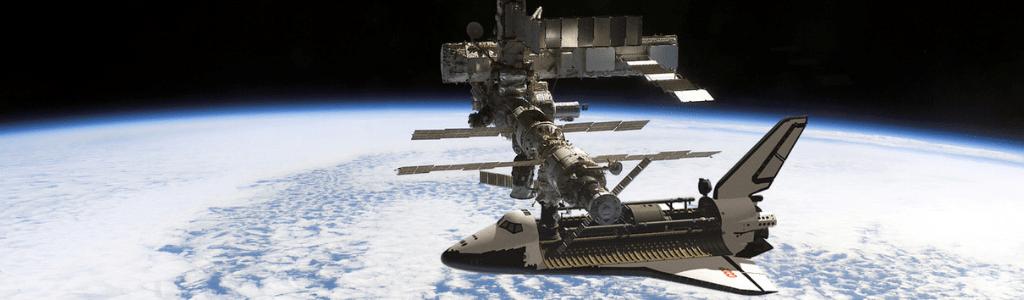 buran space station laser