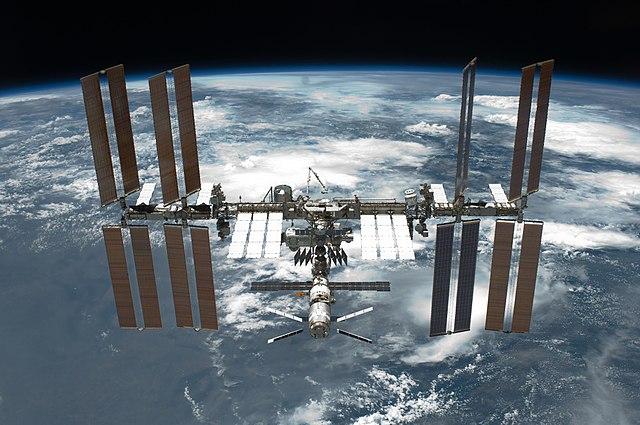 国際宇宙ステーション(ISS)とニュース
