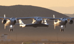 All about the Virgin Galactic spaceships (SpaceShipTwo, WhiteKnightTwo) and news