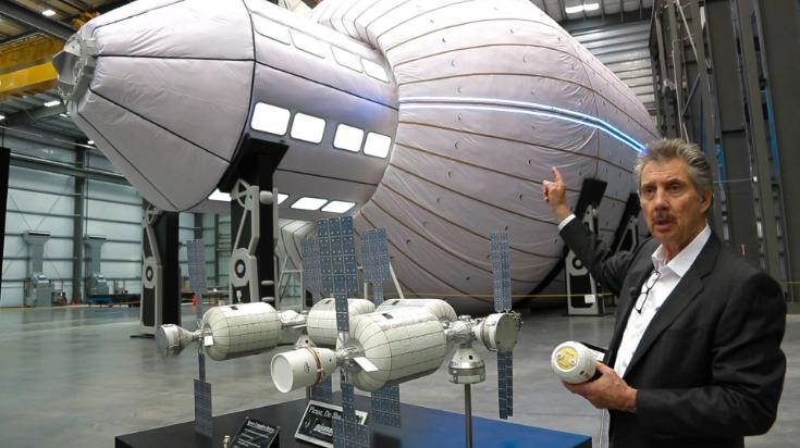 bigelow inflatable module