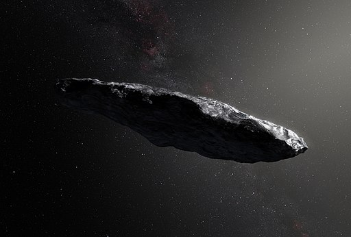 interstellar objects