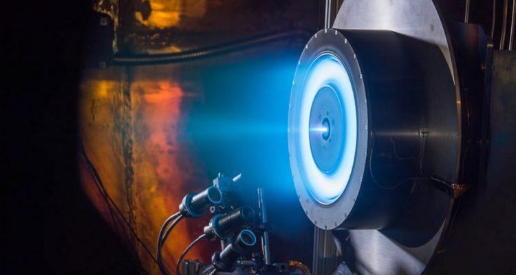 ionic engine