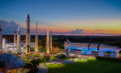 kennedy space center cape canaveral florida usa pic