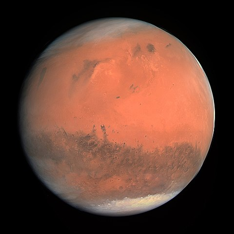 All about planet Mars and news