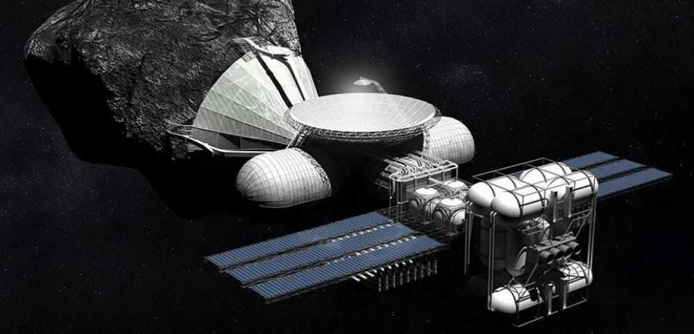 mining of asteroids