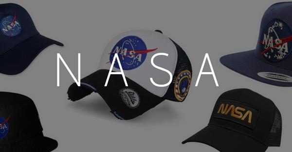 nasa caps