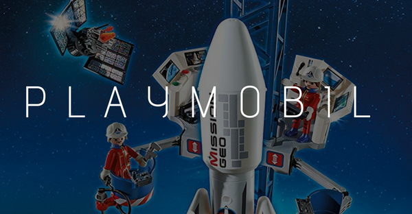 playmobil space rocket
