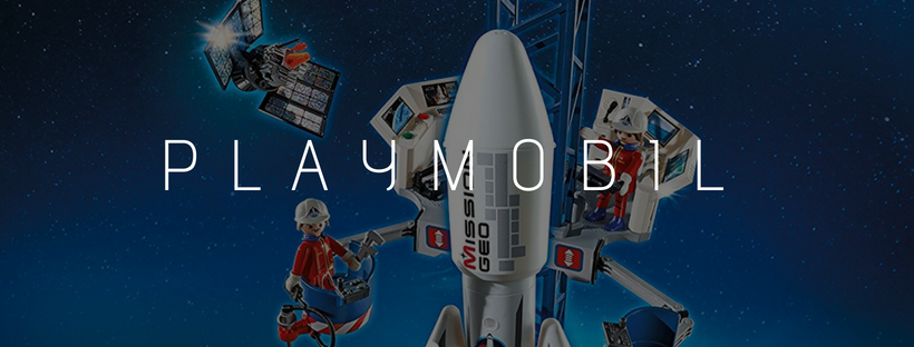 playmobil space rocket