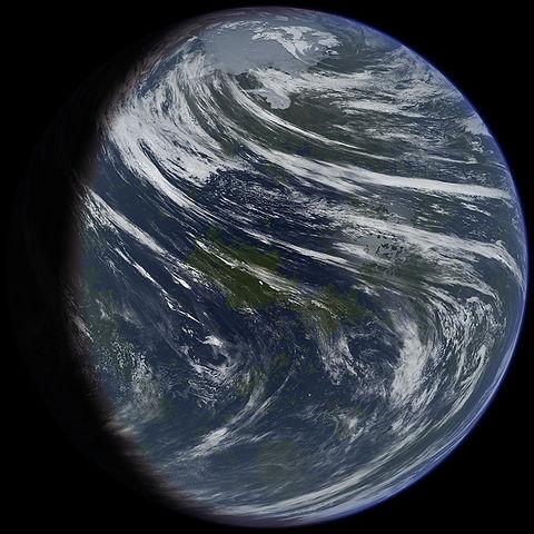 venus terra forming