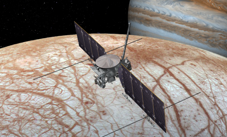 All about the Europa Clipper space probe and news