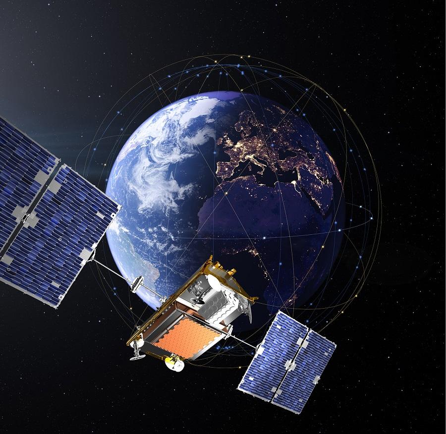所有关于卫星星座和新闻