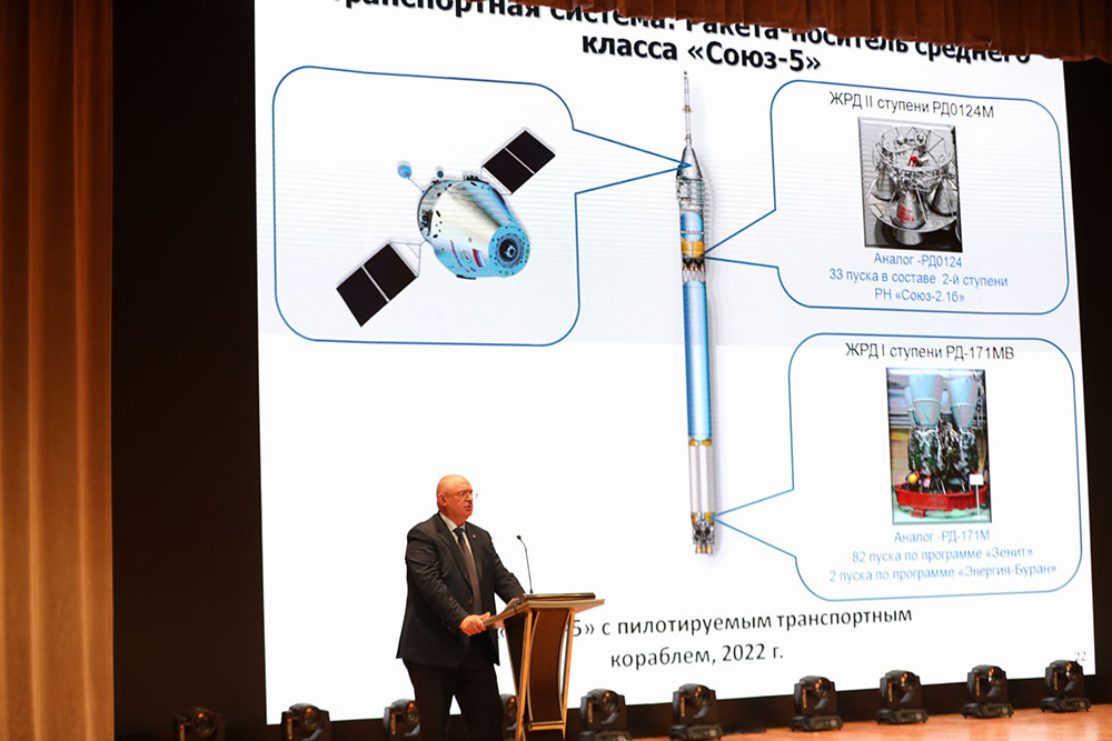 All about the Soyuz-5 launcher and news