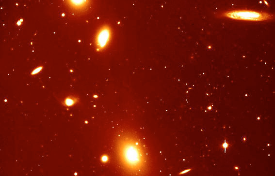 All about clusters of galaxies and news