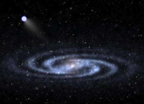 hypervelocity stars