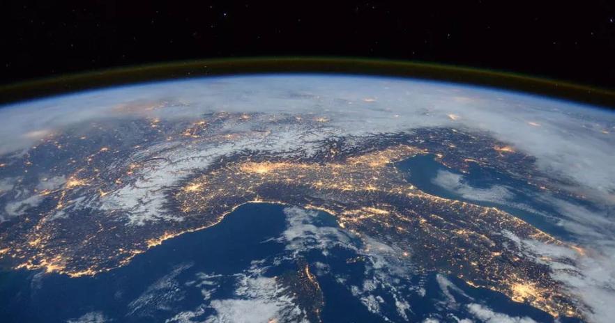Terra ao vivo a partir da ISS (Estação Espacial Internacional)