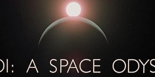2001 A Space Odyssey movie