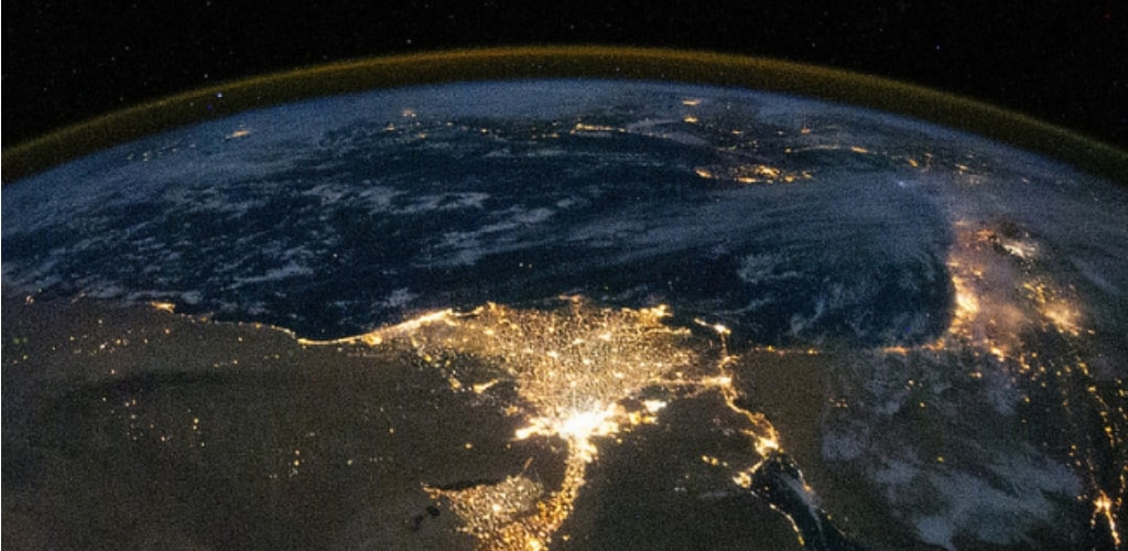 Quiz : Earth seen from the ISS 2019