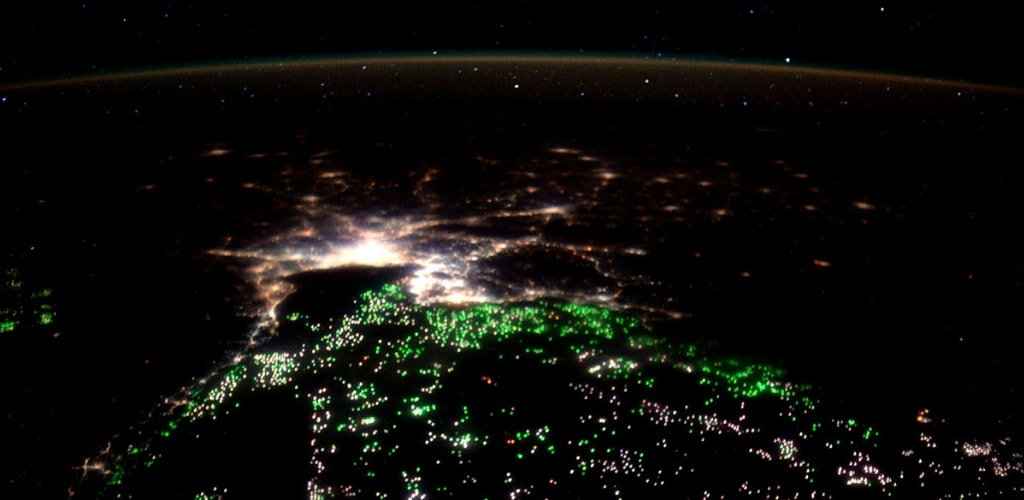 earth seen from space station quiz 3
