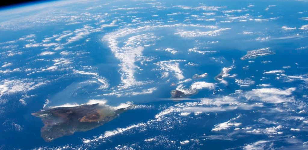 earth seen from space station quiz 6