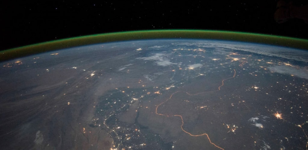 earth seen from space station quiz 8