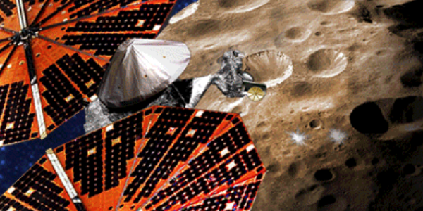 Lucy mission NASA