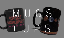 NASA & Space mugs and cups
