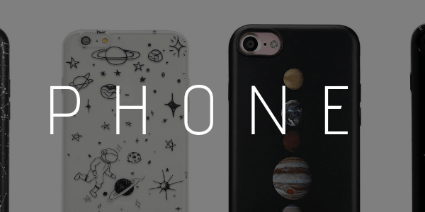 phone cases space