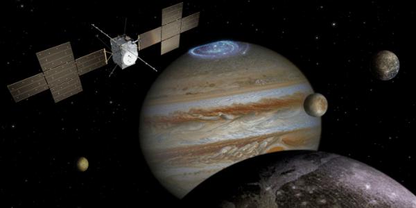 Juice Jupiter Icy Moons Explorer