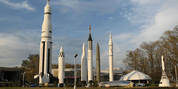 us space and rocket center huntsville alabama usa