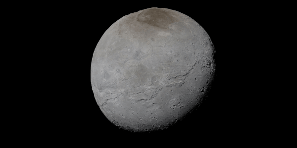 Charon moon of Pluto