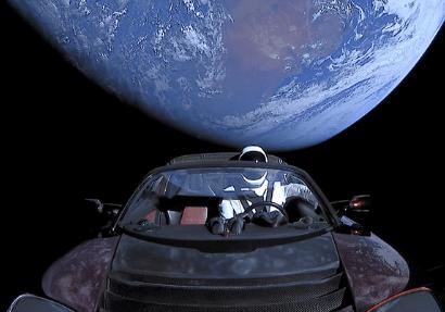 Empleos en el sector espacial