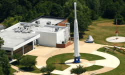 Visit the NASA Goddard Visitor Center in Greenbelt, Maryland, U.S.A.