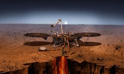 InSight:火星星球的鑽探終於恢復了!